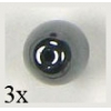Hematite Oval Flat Edge 5X8mm